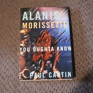 Alanis Morissette You Oughta Know Book